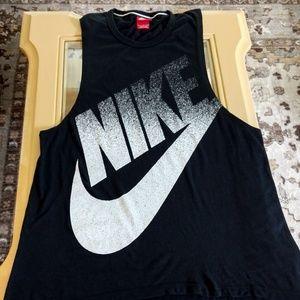 Nike sleeves sports T